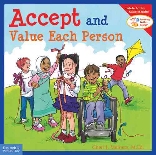 Accept And Value Each Person By Meiners, Cheri J./ Johnson, Meredith (ILT)